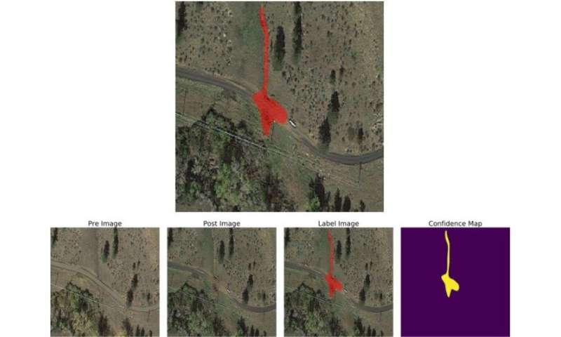 Building a landslide prediction tool with Google and AI
