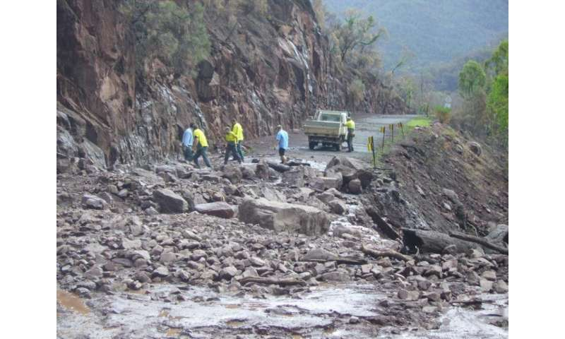 Bushfires and storms threaten water supply and much more