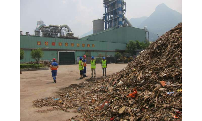 Cement factories can put the brakes on global plastic pollution