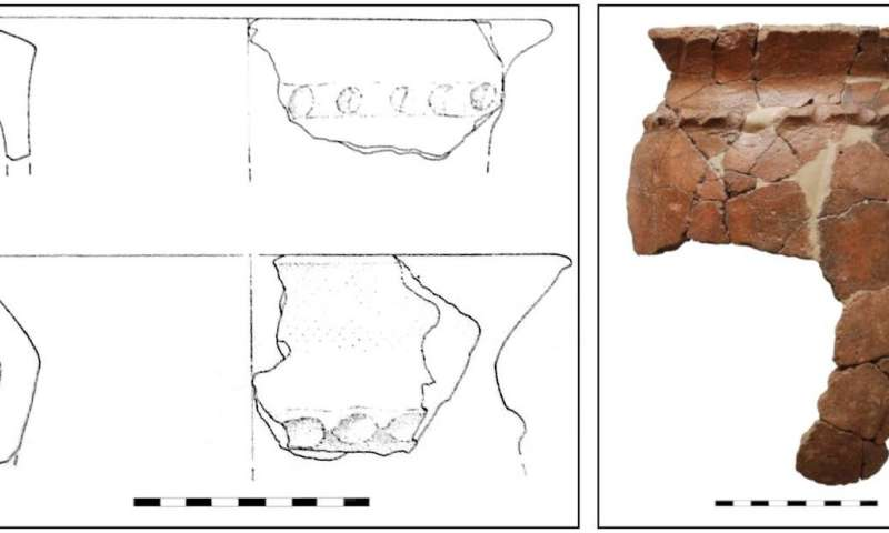 Ceramics uncover 3000-year-old trading network