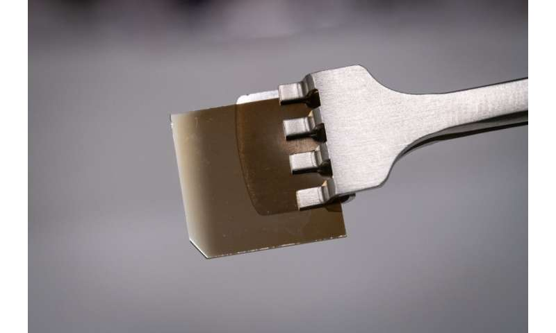 Chemistry paves the way for improved electronic materials
