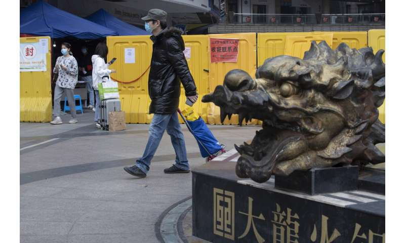 China may test all of Wuhan amid fears of virus comeback