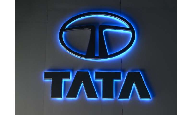 Chinese demand for its Jaguar and Land Rover brands have helped Indian auto giant Tata Motors return to the black