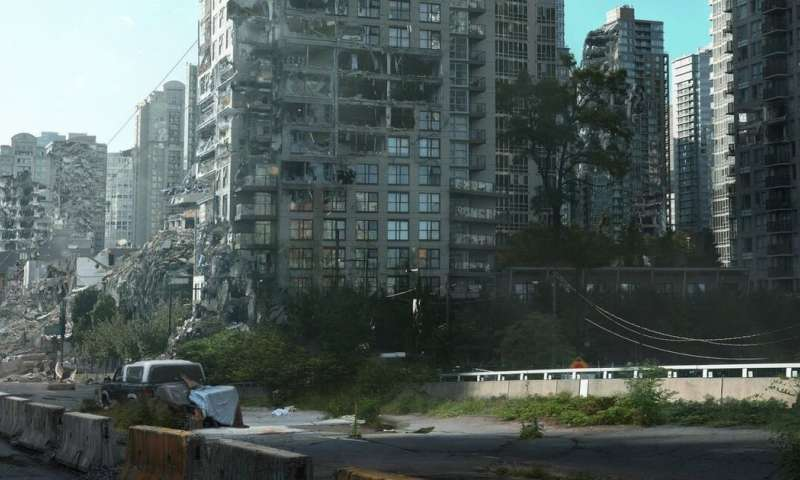 Climate-protected citadels, virtual worlds only for the privileged: is this the future of inequality?