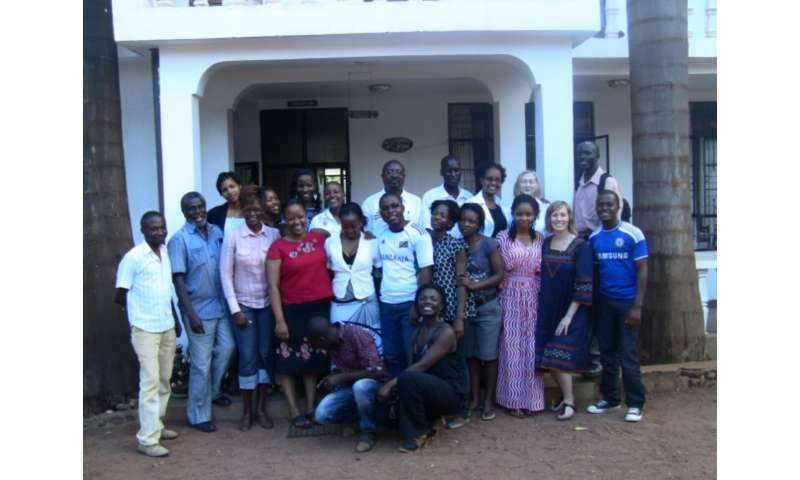 Community-based counselors help mitigate grief among children orphaned in East Africa