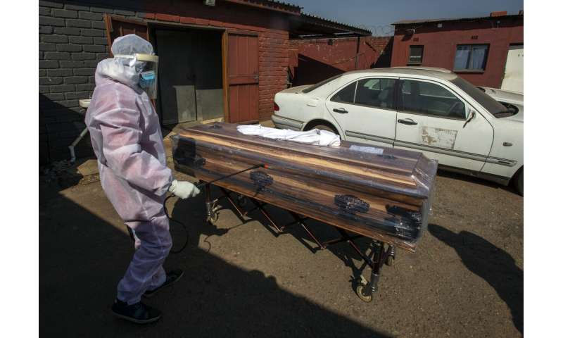 Concern over rapid rise in COVID-19 cases in South Africa