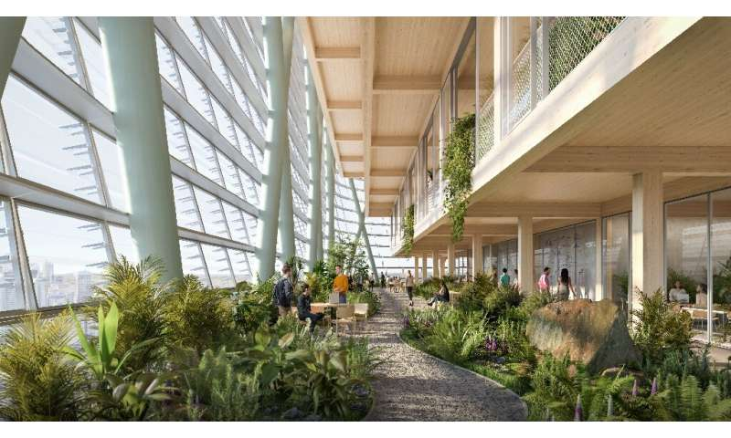 Construction of the Atlassian building is due to start next year and be completed in 2025