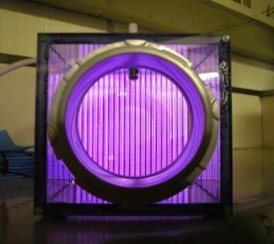 Created for anthrax attacks, cold plasma air filter is being prepped to combat COVID-19
