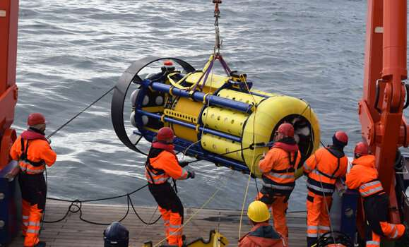 Deep ocean oxygen levels may be more susceptible to climate change