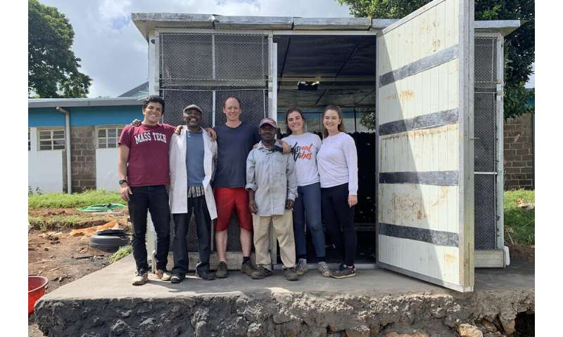 Designing off-grid refrigeration technologies for crop storage in Kenya