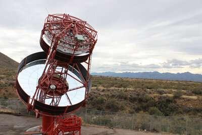 Detection of Crab Nebula shows viability of innovative gamma-ray telescope