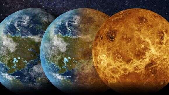 Did Jupiter push Venus into a runaway greenhouse?