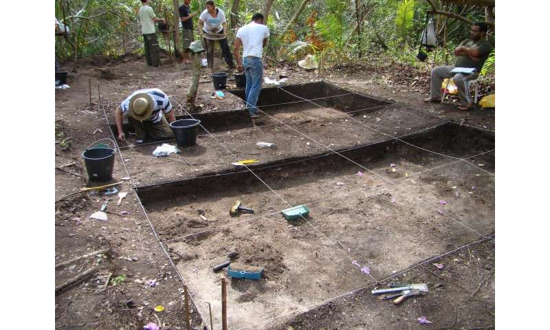Diet of pre-Columbian societies in the Brazilian Amazon reconstructed