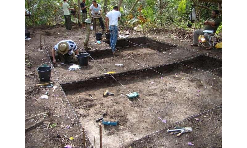 Diet of pre-Columbian societies in the Brazilian Amazon reconstructed