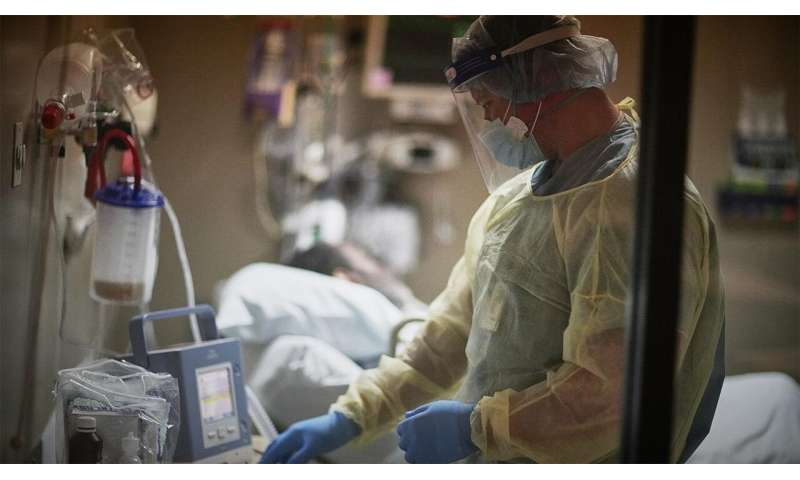 During pandemic, states could save lives by sharing ventilators