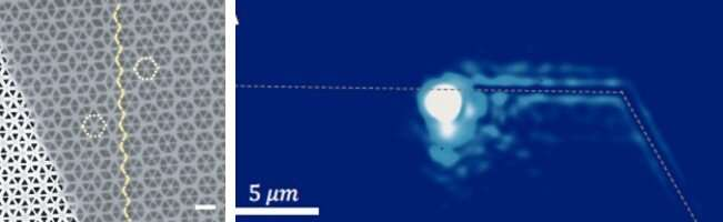 Engineers create helical topological exciton-polaritons, a new type of quasiparticle
