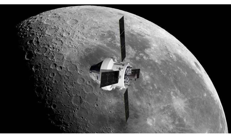 ESA helps analyse untouched Moon rocks