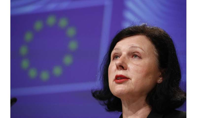 EU wants tech giants to report monthly on virus fake news