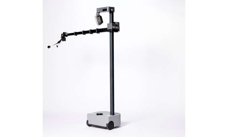 Ex-Google robotics head unveils automated home assistant