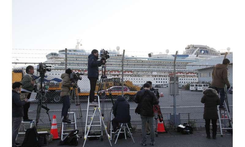 Experts ponder why cruise ship quarantine failed in Japan