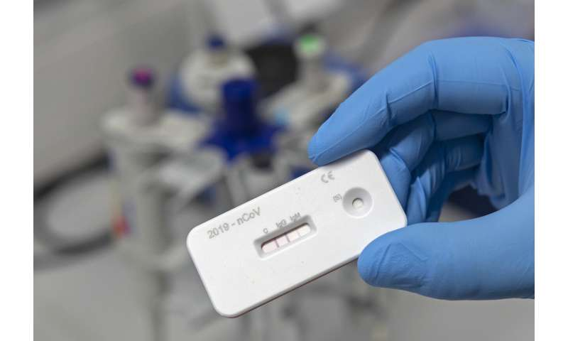Fears of 'Wild West' as COVID-19 blood tests hit the market