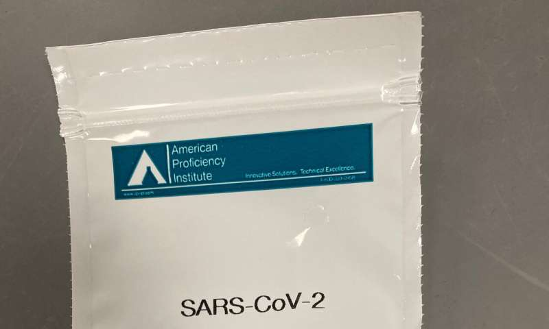 First national review shows SARS-CoV-2 test results are accurate