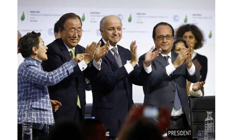 Five years on, signs that Paris climate accord is working
