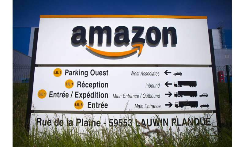 France: Amazon back in business after virus deal with unions