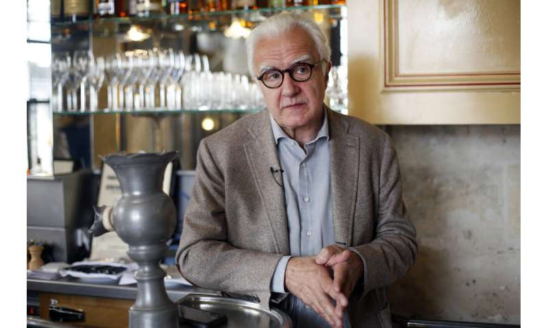 French chef Ducasse unveils anti-virus air system