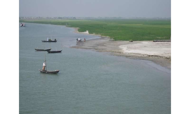 Future Brahmaputra River flooding as climate changes may be underestimated, study says