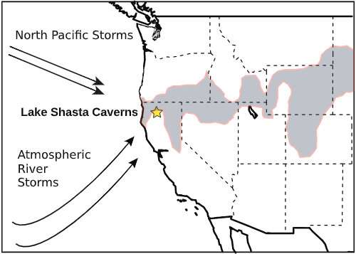 Geochemical analysis from the last ice age may hold clues for future climate change and preparedness strategies
