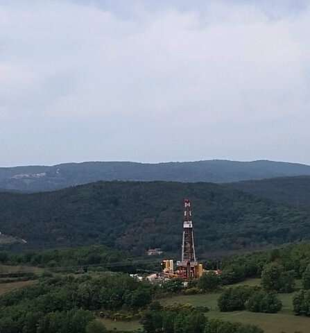 Geothermal energy: Drilling a 3,000 meters deep well