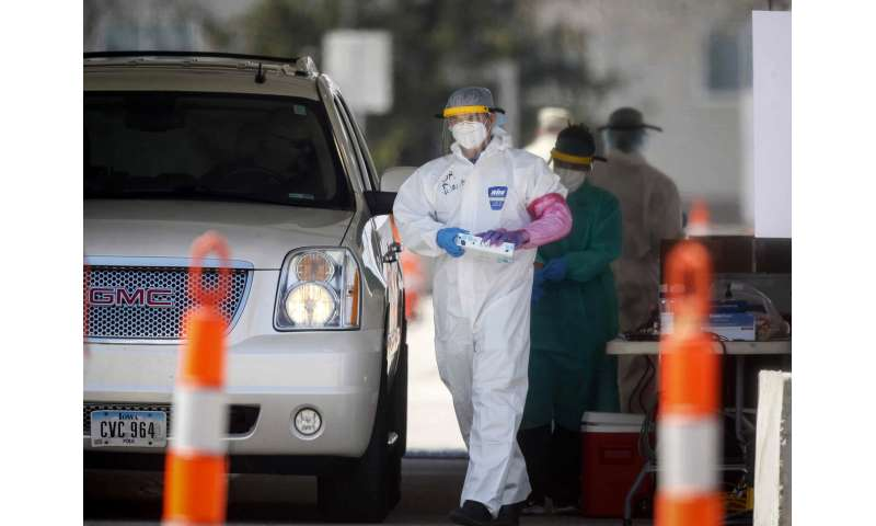 Global death toll tops 200,000 as some virus lockdowns eased