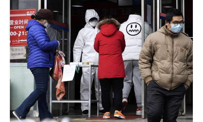 Hardest-hit China, South Korea count 767 new virus cases