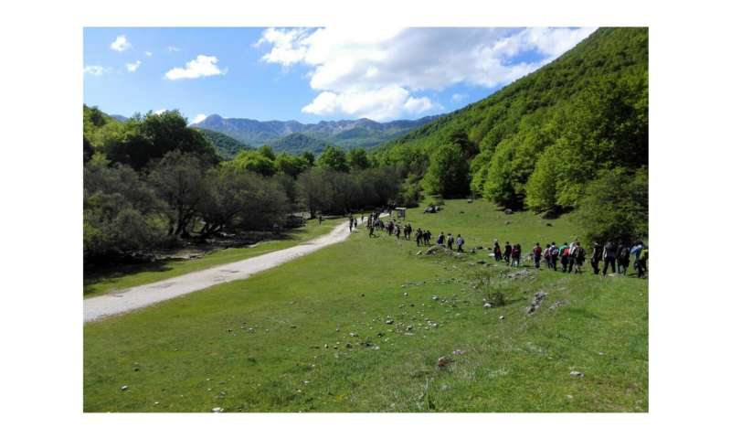 Hiking guides as a bridge leading to increased tourism sustainability in protected areas