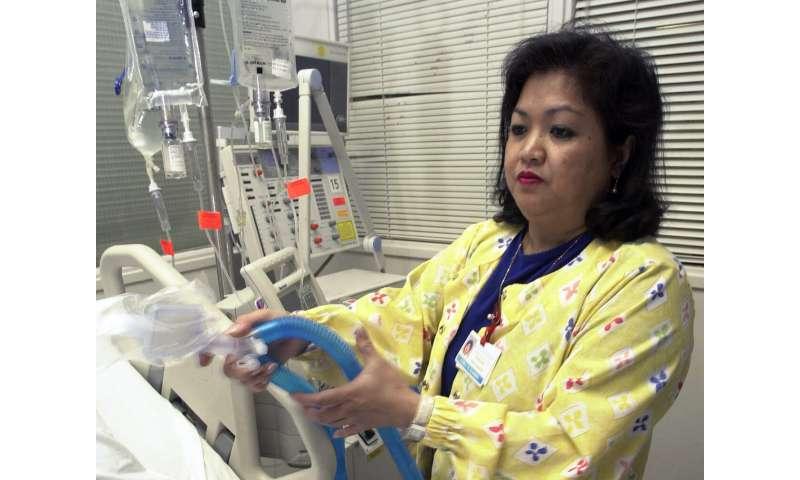 Hospitals fear shortage of ventilators for virus patients
