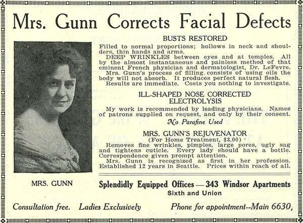 How 20th-century 'rejuvenation' techniques gave rise to the modern anti-ageing industry