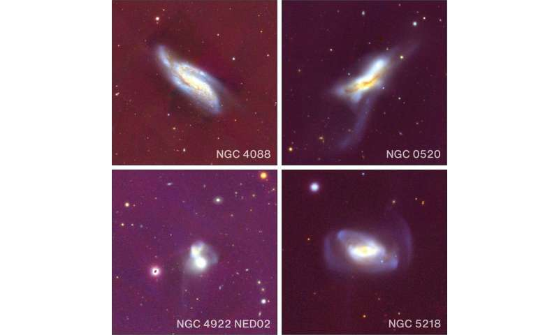 How galaxies and black holes grow together
