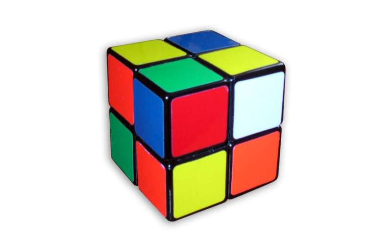 How hard is it to scramble Rubik's Cube?