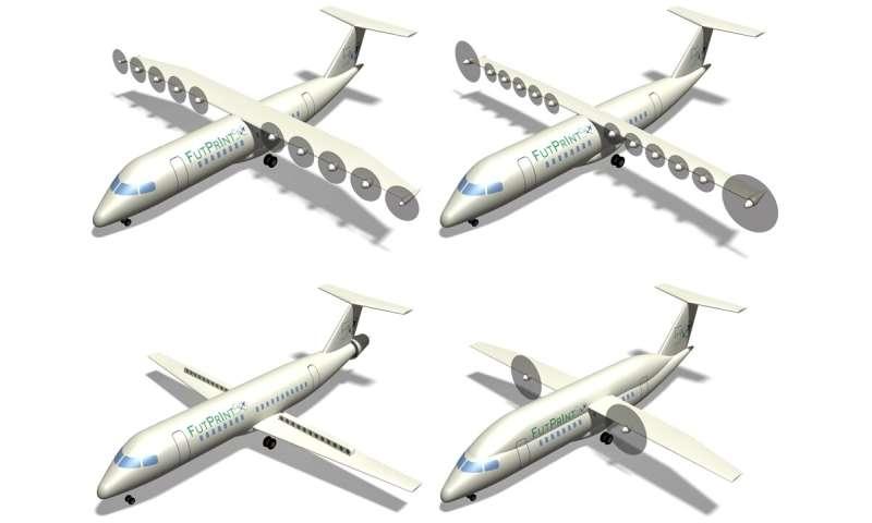 Bagaimana pesawat listrik dan bahan bakar hibrida dapat menghijaukan perjalanan udara