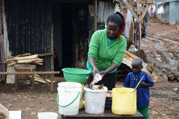 How the COVID-19 pandemic will affect informal workers. Insights from Kenya