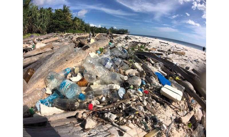 Indonesia's coastal communities shoulder the impacts of ocean plastic