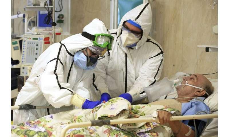 ایران از نقطه عطف 40000 مرگ و میر ناشی از ویروس کرونا عبور کرد