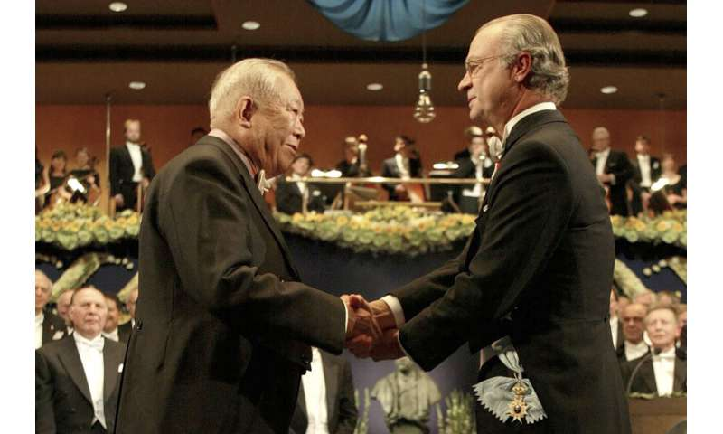 Japan Nobel laureate Koshiba who found neutrinos dies at 94