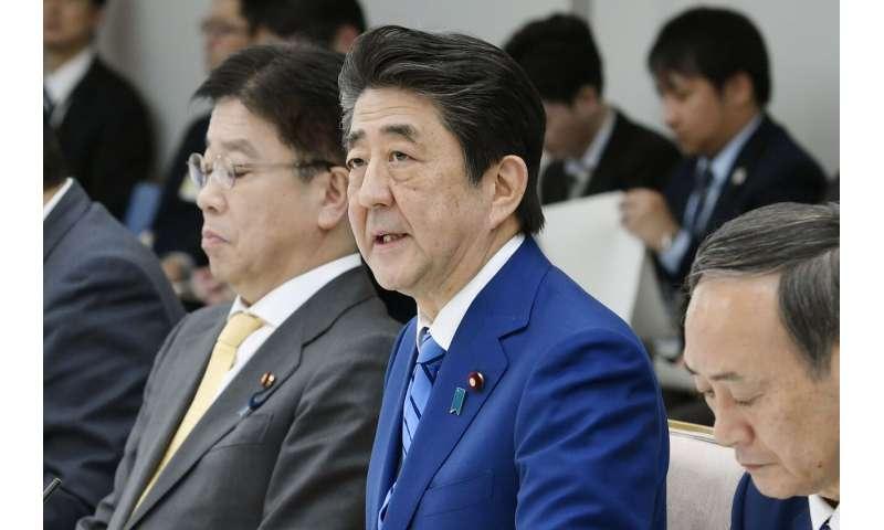 Japan's Hokkaido declares state of emergency over virus
