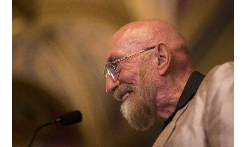 Kip Thorne was one of three recipients of the 2017 Nobel Prize in physics for detecting gravitational waves
