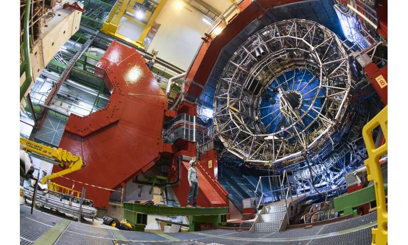 Major upgrades of particle detectors and electronics prepare CERN experiment to stream a data tsunami