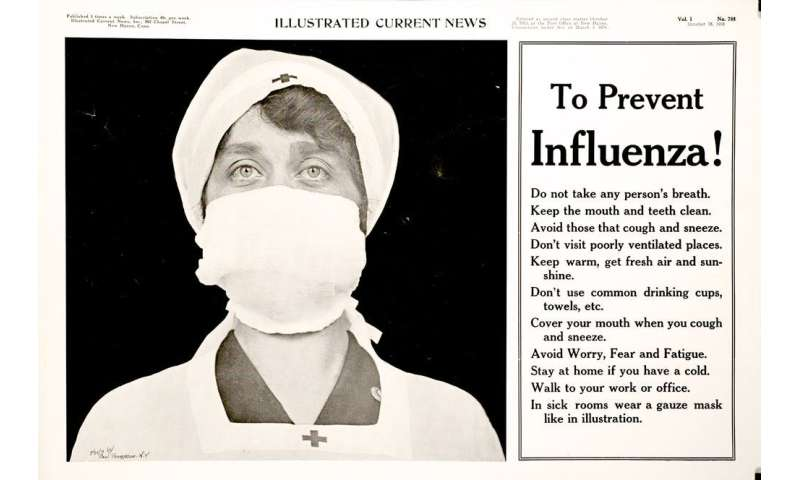Mask resistance during a pandemic isn't new – in 1918 many Americans were 'slackers'