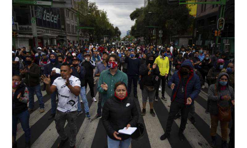 Mexico City prepares for reopening amid pandemic