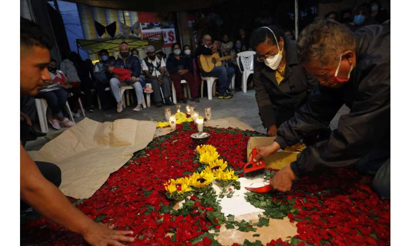 Mexico's COVID deaths pass 30,000, world's 5th highest total